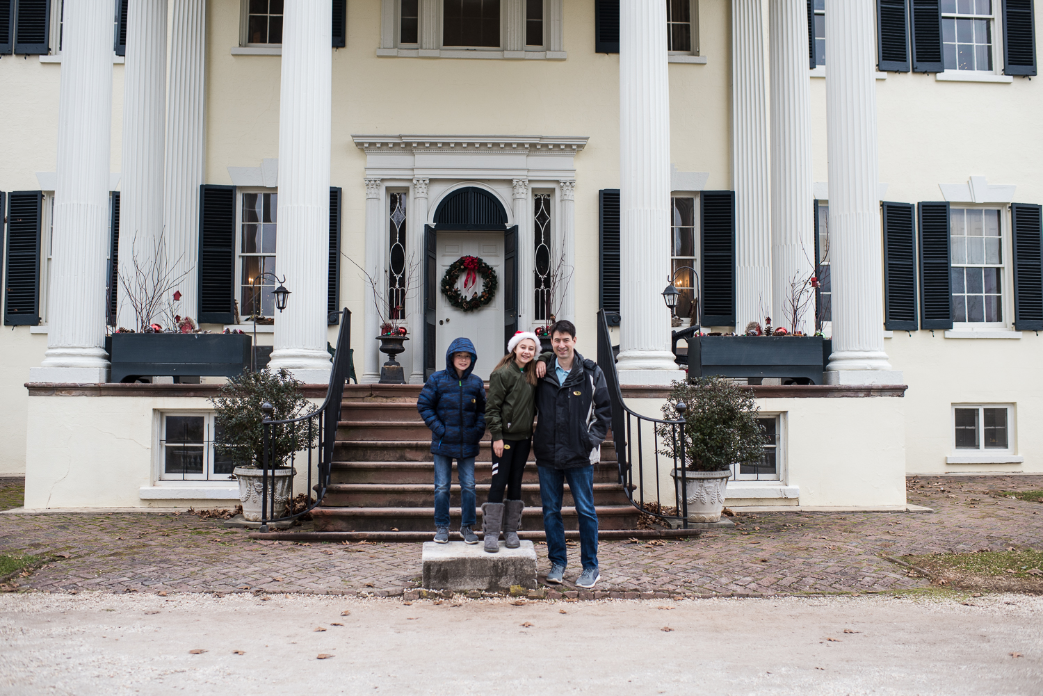 The Oatlands Christmas Tour